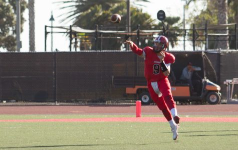 SBCC football blows out Compton for third straight win