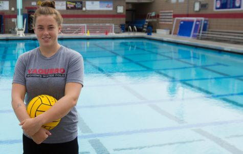 Emma Fraser makes her mark on SBCC women's water polo team