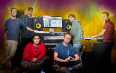 Sound recording class provides experience and opportunity