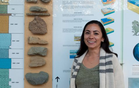 SBCC's hired new full-time earth and planetary sciences instructor