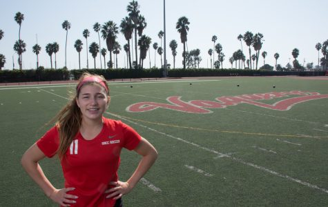 SBCC women's soccer player leads undefeated team in goals