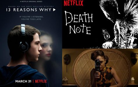 SBCC's The Channels reviews Netflix Originals