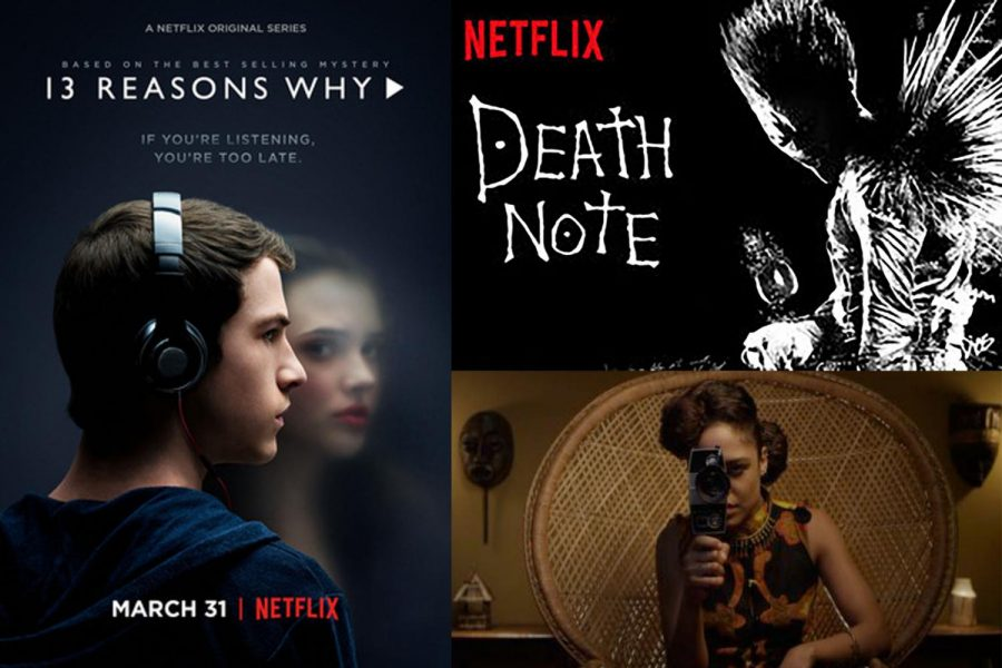 Images courtesy of Netflix