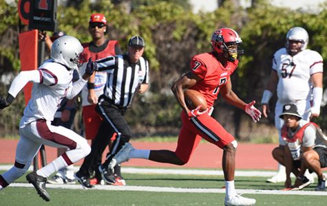 SBCC football player comes back from injuries to be top receiver