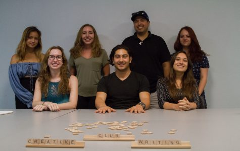 SBCC students bring creative writing club back to campus