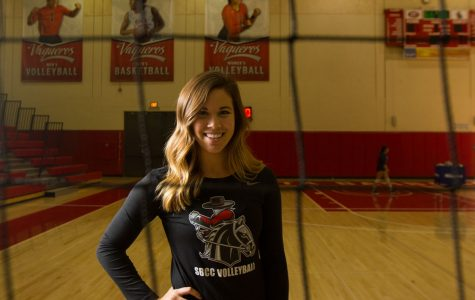 SBCC volleyball star receives athlete of the week by SBART