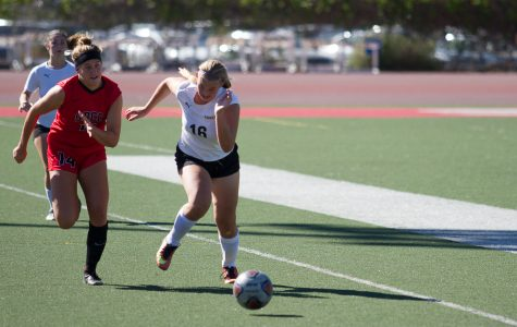 SBCC women's soccer beats Cuesta in record breaking heat