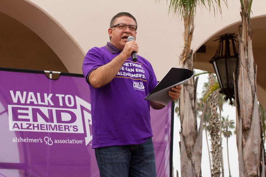 Congressional+Representative%2C+Salud+Carbajal+gets+the+crowd+energized+at+the+beginning+of+the+2017+Walk+to+End+Alzheimer%E2%80%99s+Saturday+morning%2C+Oct.+28%2C+at+the+Fess+Parker+DoubleTree+Resort.+The+Walk+raised+72+percent+of+their+goal+of+%24195%2C000+and+the+top+donor+was+Team+Valle+Verde+which+raised+%2415%2C905.%0A