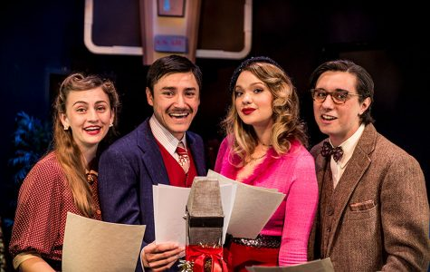 "SBCC to debut ""It's a Wonderful Life, a Live Radio Play"""
