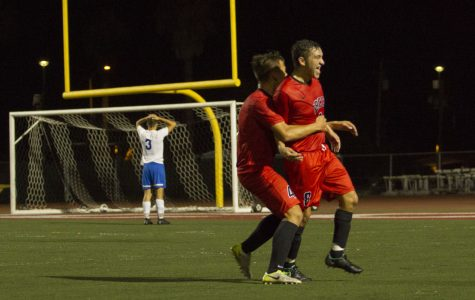 SBCC men's soccer beats Santa Monica and wins conference