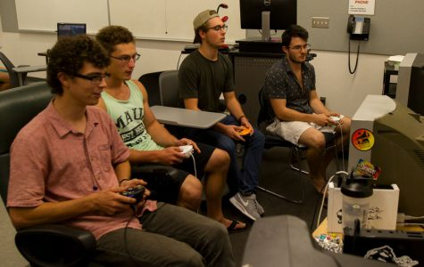 SBCC's Super Smash Bros. enthusiasts meet in student club