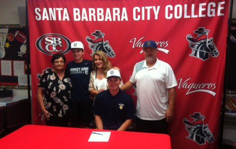 SBCC's John Jensen chooses UC Irvine to continue baseball career