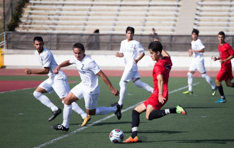 SBCC men's soccer starts fast and holds off LA Mission 4-1