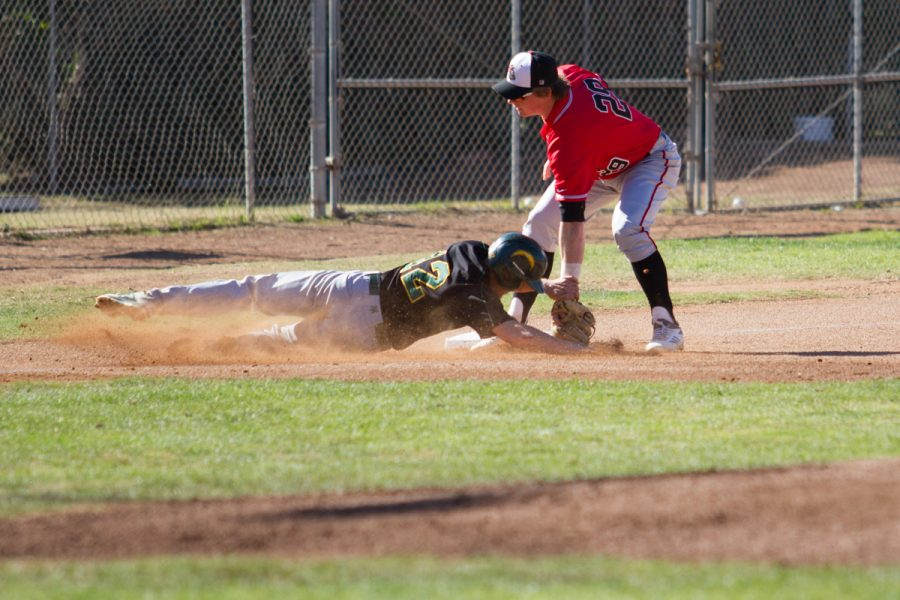 SBCC baseball dominates           Napa Valley 13-2