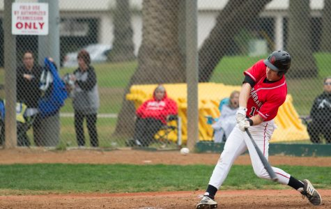 SBCC baseball wins 11-8 against LA Pierce in exciting comeback