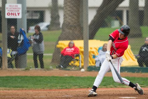 SBCC baseball dominates           Napa Valley 13-2