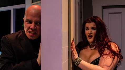 "New SBCC play ""Communicating Doors"" offers hysterical thrill ride"