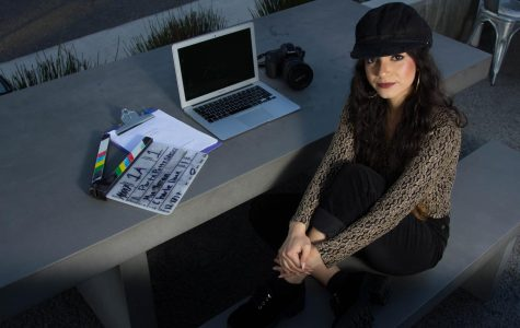 SBCC film student goes from video blogging to film festival