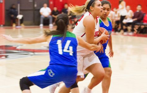 SBCC women's basketball demolishes Oxnard 79-42