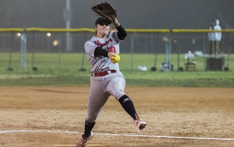 SBCC's Calista Wendell pitches shutout game in doubleheader