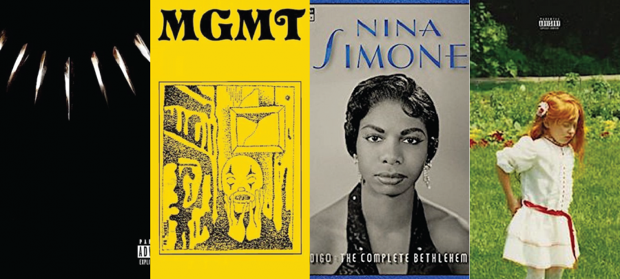 Album reviews: Kendrick Lamar, MGMT, Nina Simone, Rejjie Snow
