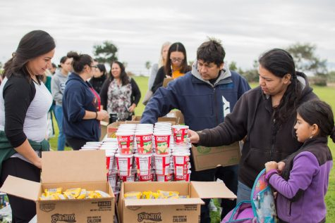 SBCC's equity program feeds hungry students on campus