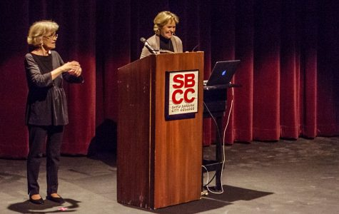 This year's SBCC faculty lecture focuses on the teachings of crime