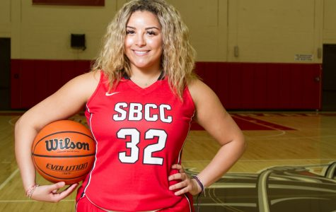 SBCC women's basketball star wraps up amazing first season
