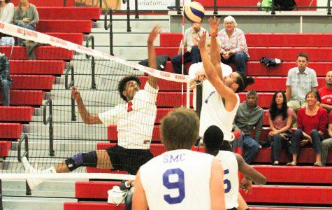 SBCC men's volleyball triumphs over Santa Monica 3-2