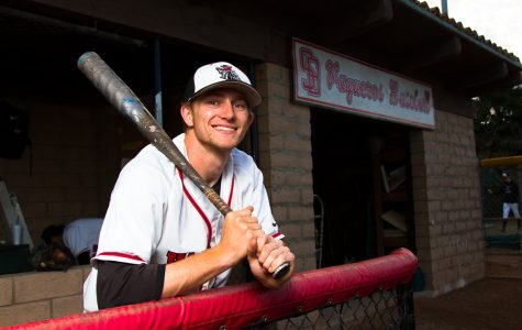 SBCC baseball player strives to be a leader for his team