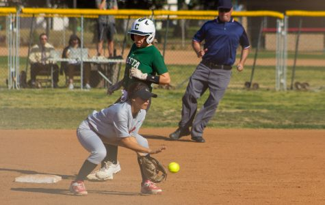 SBCC softball struggles in shutout loss to Cuesta
