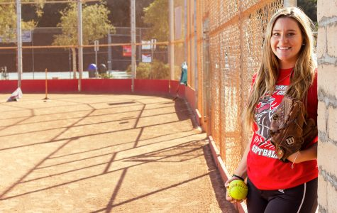 SBCC's star softball pitcher continues to lead in strikeouts