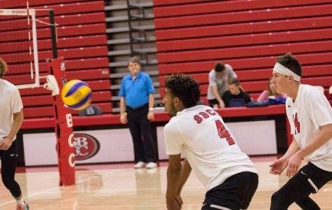 SBCC men's volleyball wins second game in two days