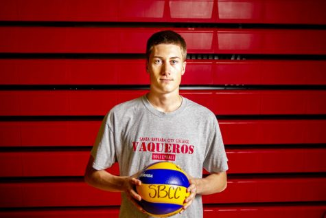 Volleyball star will continue to play at Ohio State University after great career at SBCC