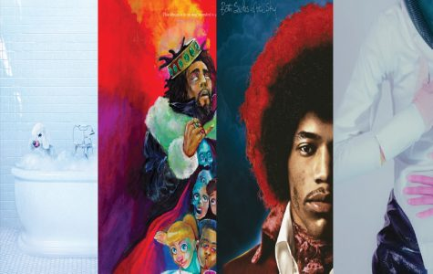 Album reviews: J. Cole, Frankie Cosmos, Jimi Hendrix, Unknown Mortal Orchestra