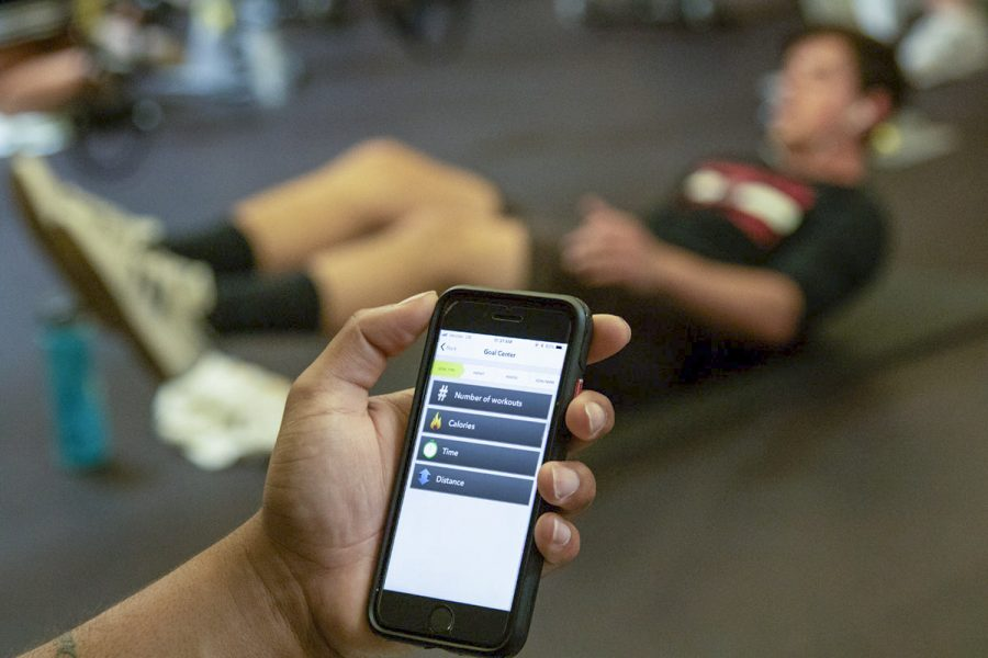 The Life Fitness Center at City College has a new app that allows students a way to set fitness goals and track their individual workouts. The app is available on the App Store for Apple devices, and Google Play for Android devices.