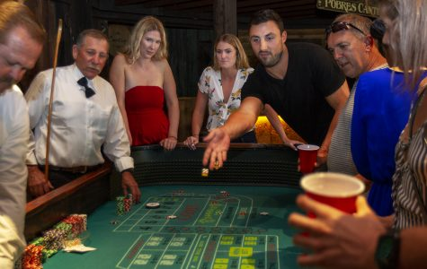 SBCC athletics hosts casino night to raise money for sports teams