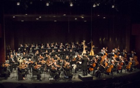 SBCC's symphony orchestra takes the Garvin on space ride