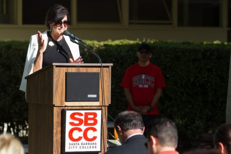 Student Tiffany Love to represent SBCC in prestigious program