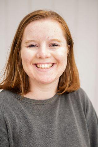 Sarah Maninger, Sports Editor