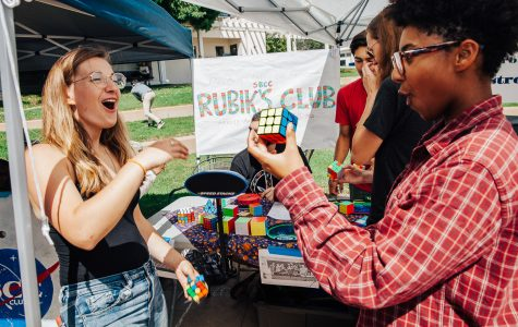 Annual Club Day features new and returning clubs on campus