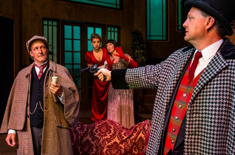 Sherlock Holmes strikes again in SBCC's 'The Game's Afoot'