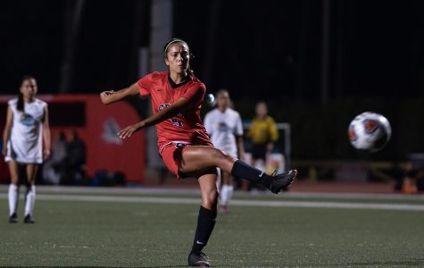 Women's soccer triumphs with 11-0 against Oxnard College