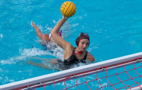 Lady Vaqueros water polo team beats Citrus 17-4, racking up wins