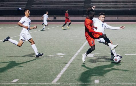 SBCC soccer bounces back with 3-0 win against Allan Hancock