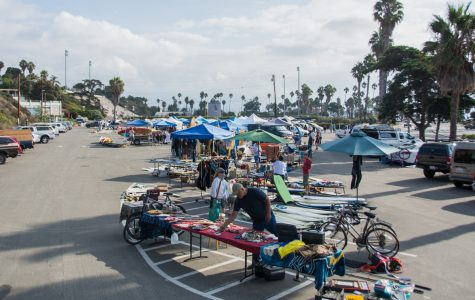 Women's basketball hosts tenth annual Surf Fest and Swap Meet