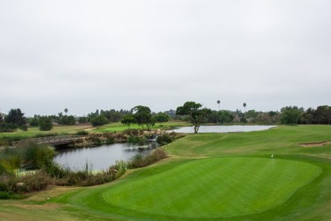 Hole 18 at Glen Annie Golf Course in Goleta, Calif., on Sept. 24, 2018.