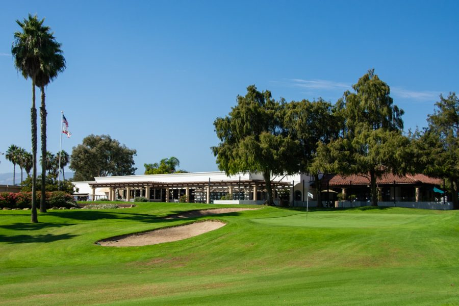 Hole+18+at+Santa+Barbara+Municipal+Golf+Course+in+Santa+Barbara%2C+Calif.%2C+on+Sept.+29%2C+2018.