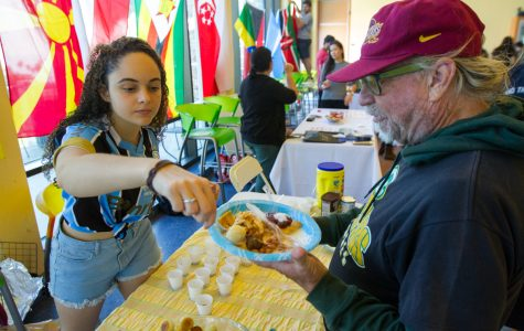 City College Ambassadors host international food, culture fair