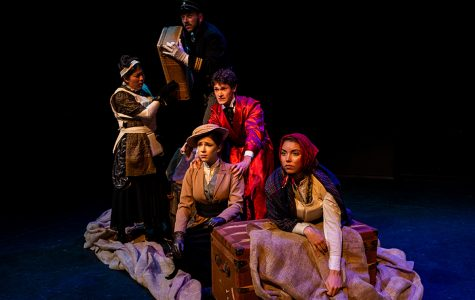 SBCC actors recreate Titanic tragedy in 'The Last Lifeboat'